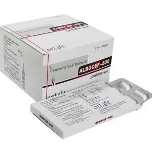 albocef-500